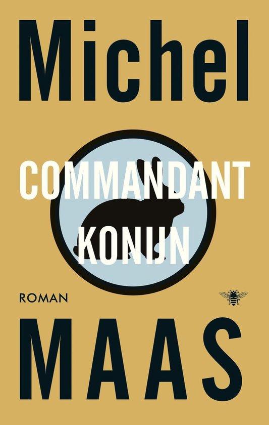 Commandant Konijn - Michel Maas  