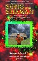 Boek cover Song of the Shaman van Robert J Franks