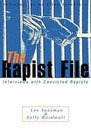 Omslag The Rapist File
