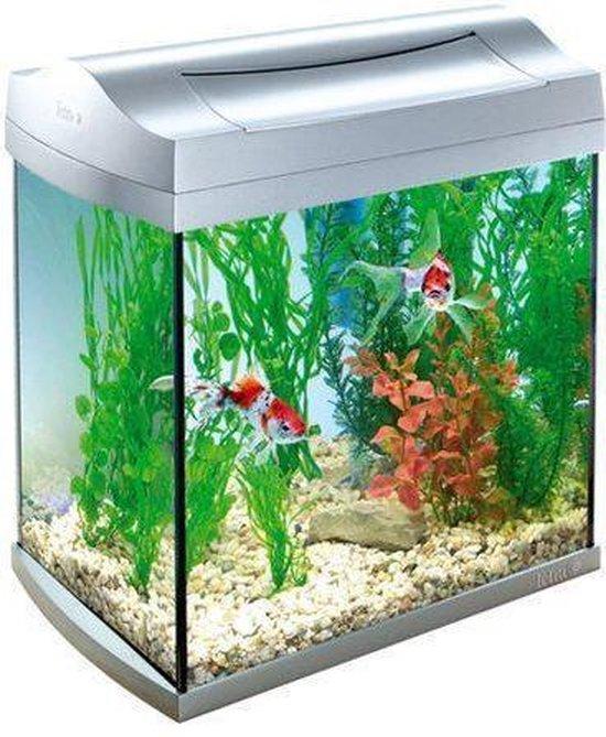 Tetra Aqua Art Aquarium - 35x35x25 cm - 30L - Zilver