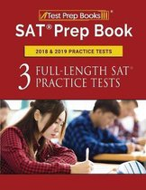 SAT Prep Book 2018 & 2019 Practice Tests