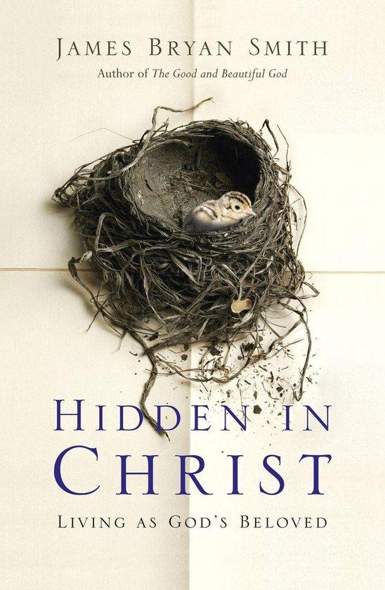 Boek cover Hidden in Christ van James Bryan Smith (Onbekend)