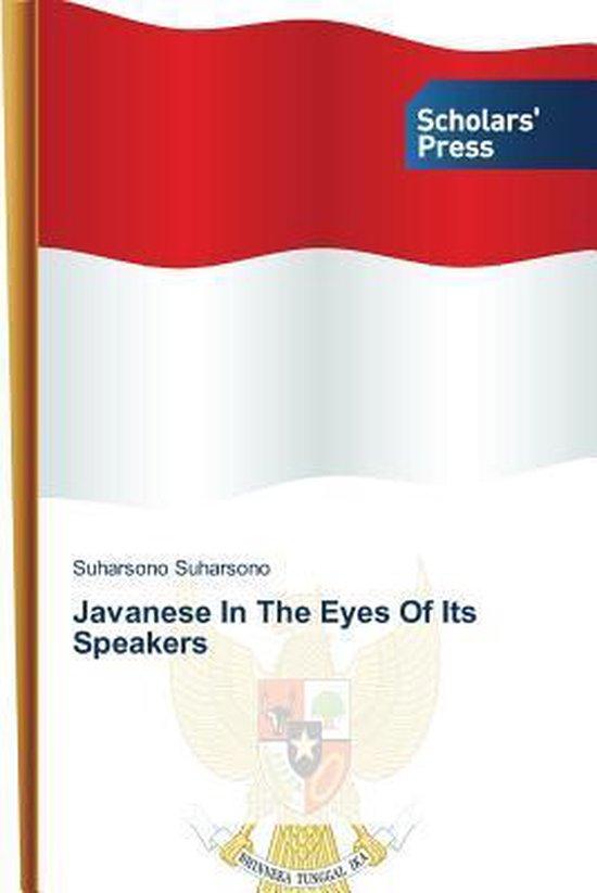 Javanese in the Eyes of Its Speakers