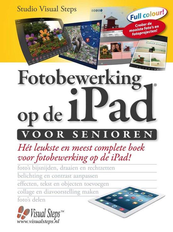 Afbeelding van Fotobewerking op de iPad voor senioren