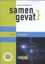 Boek cover Samengevat havo Wiskunde B van N.C. Keemink (Paperback)
