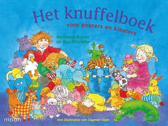 Het knuffelboek voor peuters en kleuters - Marianne Busser |