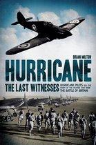 Boek cover Hurricane van Brian Milton