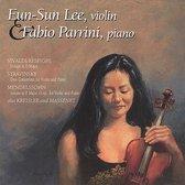 Vivaldi/Respigh: Sonata in D major; Stravinsky: Duo Concertante; Mendelssohn: Sonata in F major