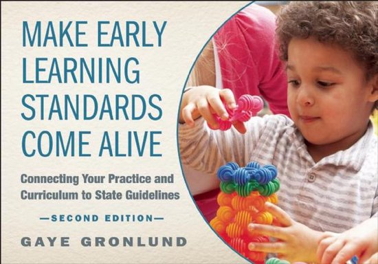 Omslag van Make Early Learning Standards Come Alive
