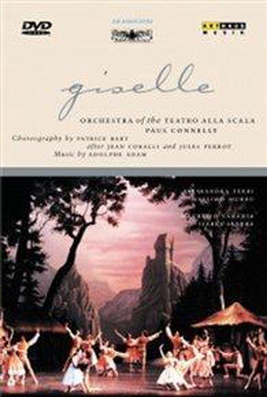 Cover van de film 'Adam - Giselle'