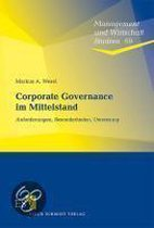 Corporate Governance im Mittelstand
