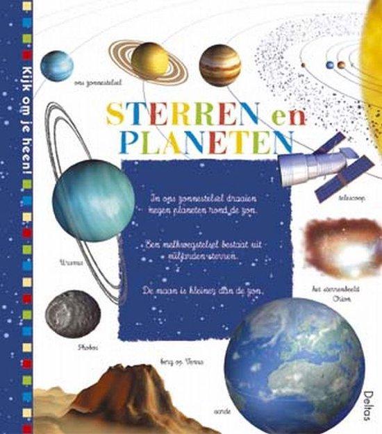 Kijk Om Je Heen ! / Sterren En Planeten - C. Masson |