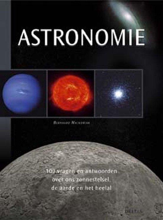Astronomie - Bernhard Mackowiak  