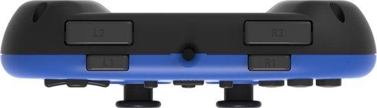 Hori PlayStation 4 Mini Gamepad - Kids Controller - Official Licensed - Blauw