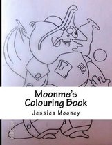 Moonme's Colouring Book