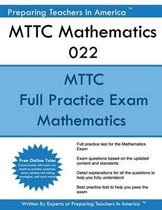 Mttc Mathematics 022
