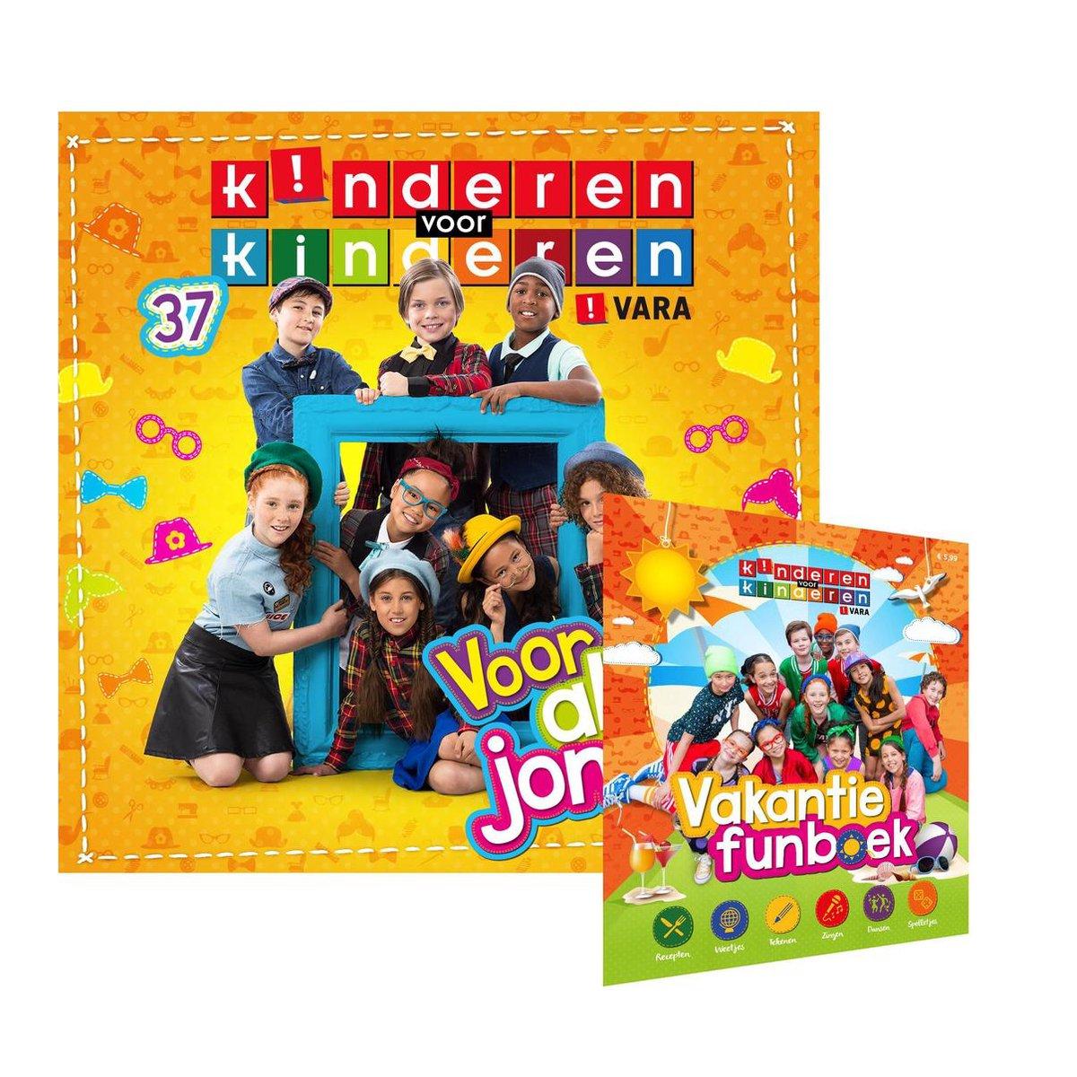 Kinderen voor Kinderen 37 - Voor Altijd Jong! (Inclusief Doeboek) - Kinderen voor Kinderen