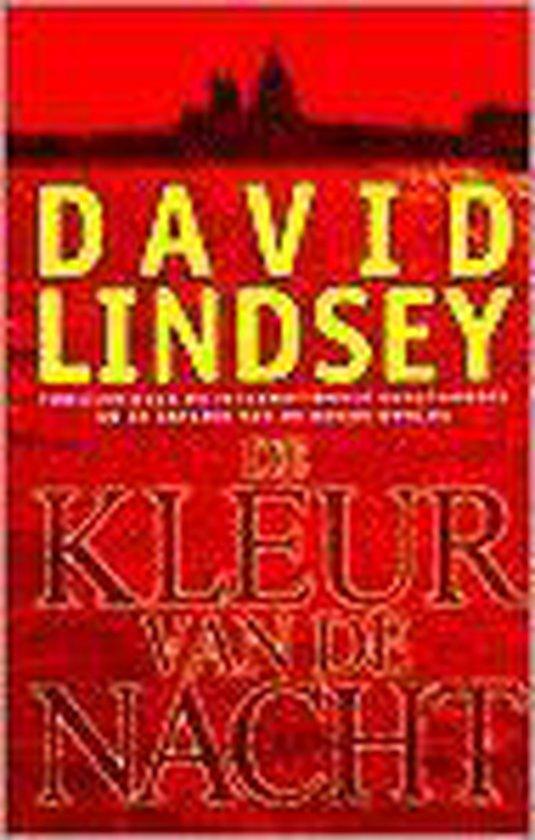 De Kleur Van De Nacht - David Lindsey  