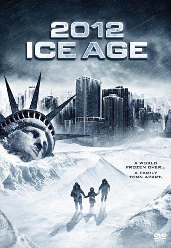 Cover van de film '2012: Ice Age'