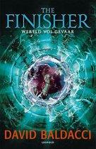 Boekomslag van 'The Finisher 4 - Wereld vol gevaar'