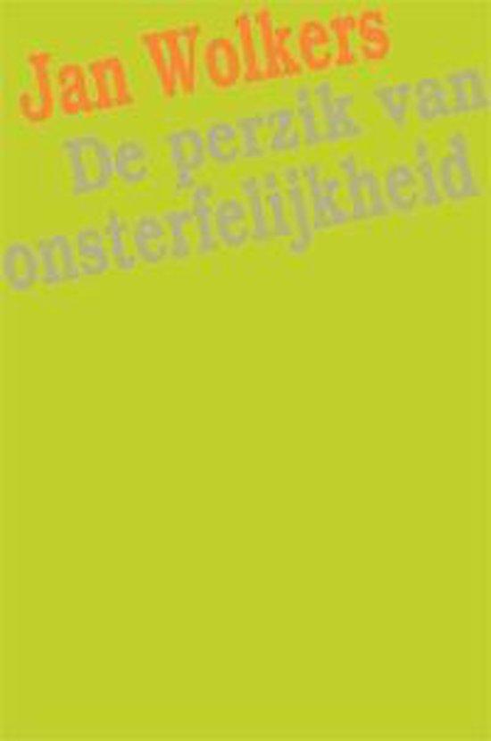 De perzik van onsterfelijkheid - Jan Wolkers pdf epub
