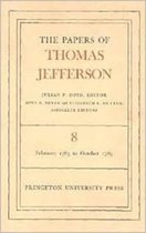 The Papers of Thomas Jefferson, Volume 8