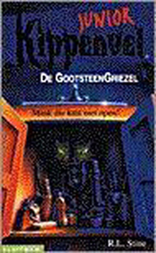 Boek cover De gootsteengriezel van R.L. Stine (Hardcover)