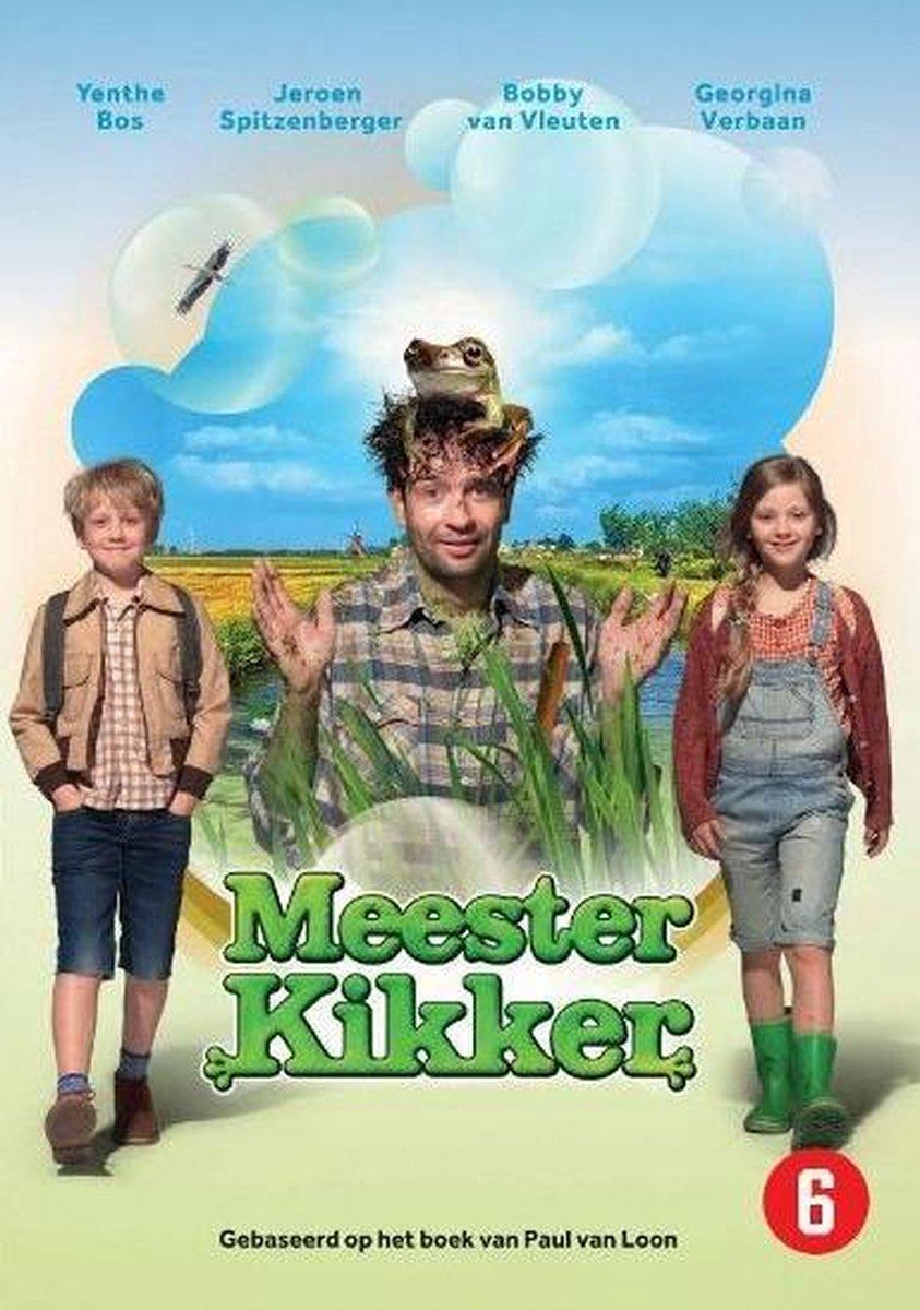 Meester Kikker - Dvd