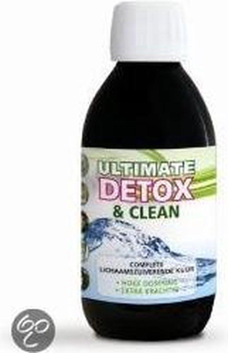 Natusor Ultimate Detox & Clean – 250 ml -