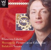 Mussorgsky: Pictures at an Exhibition; Balkirev: Sonata