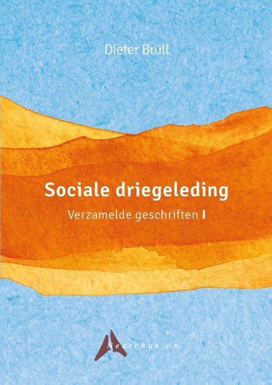 Verzamelde geschriften 1 - Sociale driegeleding - Dieter Brüll  