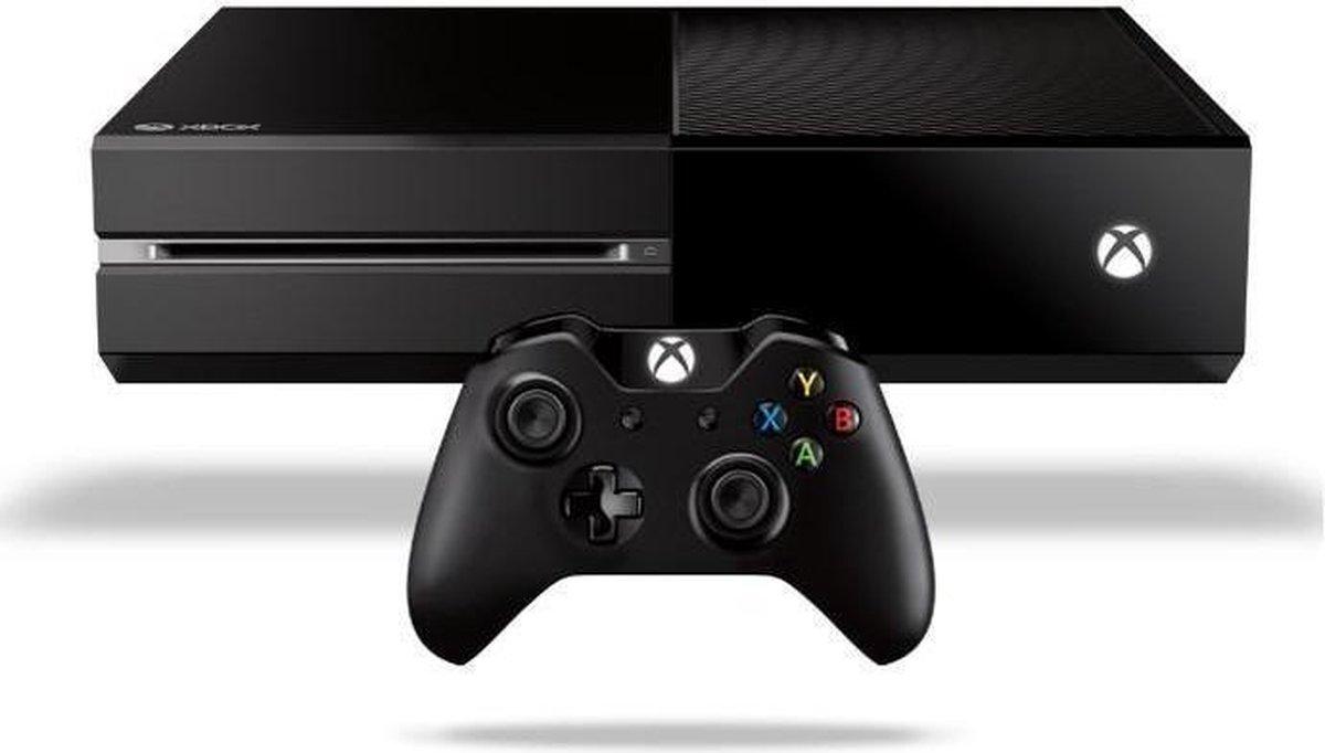 Microsoft Xbox One console 500GB - Zwart - Xbox One