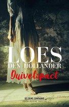 Boek cover Duivelspact van Loes den Hollander