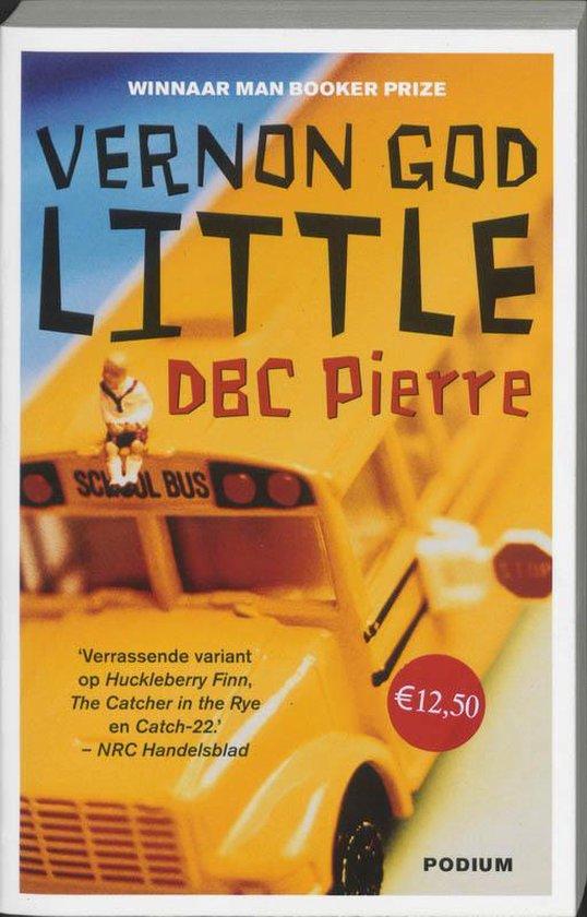 Vernon God Little - D.B.C. Pierre pdf epub