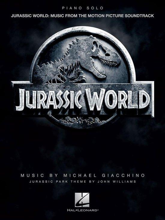 Jurassic World Songbook