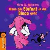 Omslag Wenn der Elefant in die Disco geht