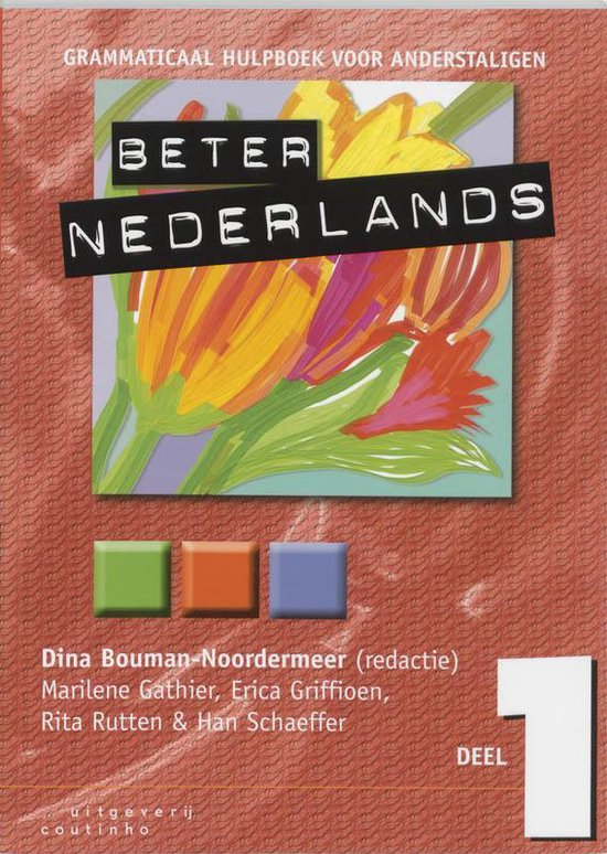 Beter Nederlands - D. Bouman-Noordermeer   Fthsonline.com