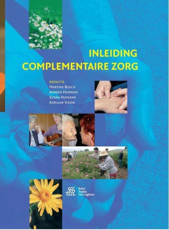 Inleiding complementaire zorg - Martine Busch |
