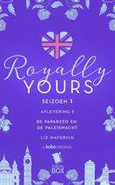 Royally Yours 1 - De paparazzo en de paleiswacht (Royally Yours Serie, Deel 1)