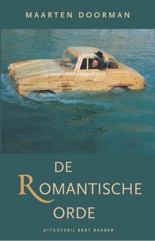 De romantische orde - M. Doorman |