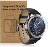 Tempered Glass Screenprotector Voor de Samsung Gear S3 (Frontier & Classic)