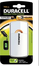 Duracell Powerbank - Wit - 1150 mAh