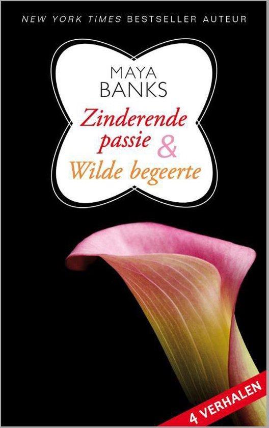 Zinderende passie en Wilde begeerte - Maya Banks |