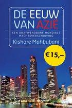 Boek cover De eeuw van Azië van Kishore Mahbubani