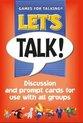 Afbeelding van het spelletje Let's Talk!