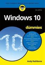 Voor Dummies  -   Windows 10 voor dummies