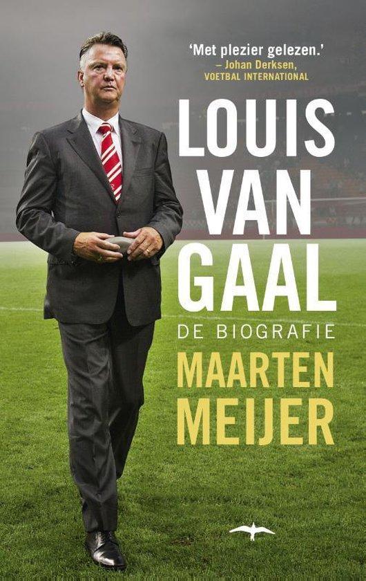 Omslag van Louis van Gaal