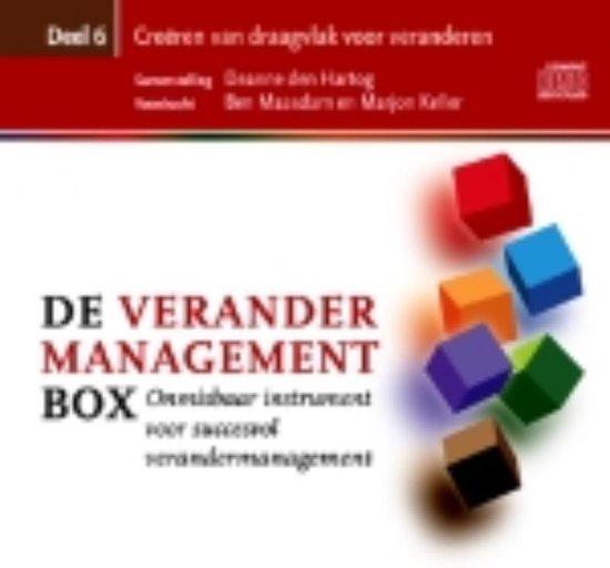 Creeren van draagvlak voor veranderen (luisterboek) - D. den Hartog |