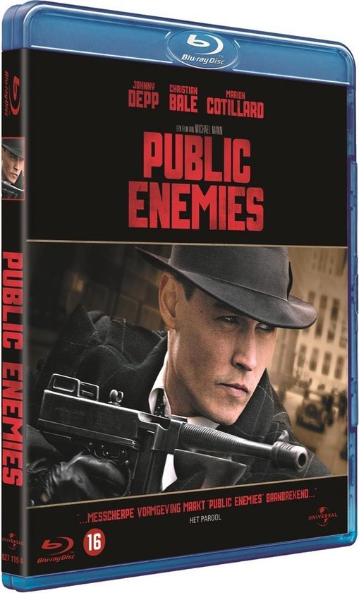 Cover van de film 'Public Enemies'