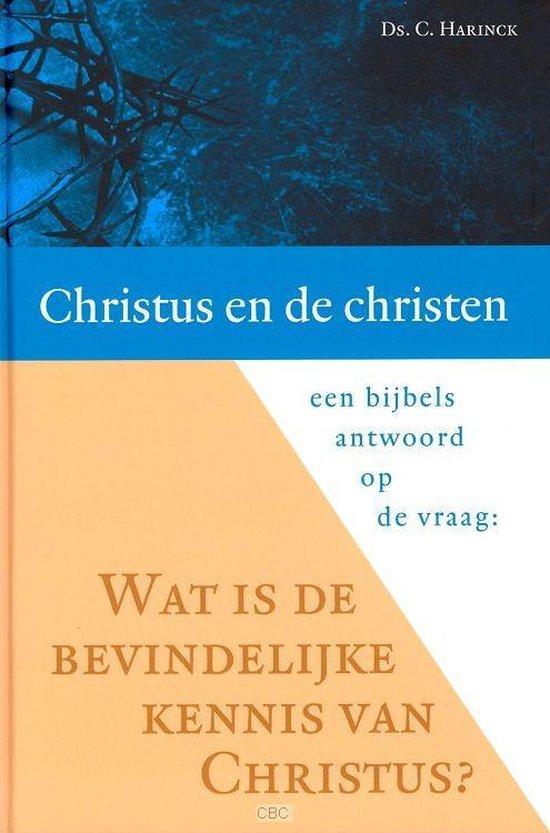 Christus en de christen - C. Harinck   Fthsonline.com